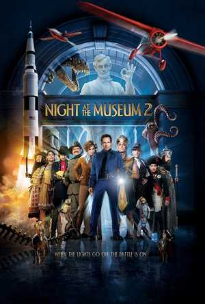Night at the Museum 2 - Family, Action, Comedy, Adventure