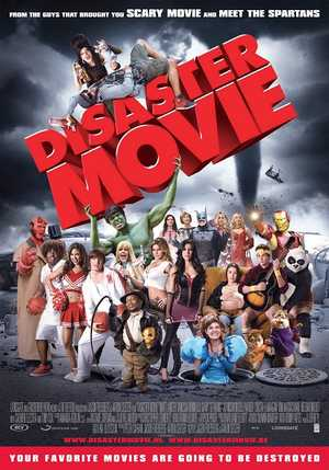 Disaster Movie - Comedy