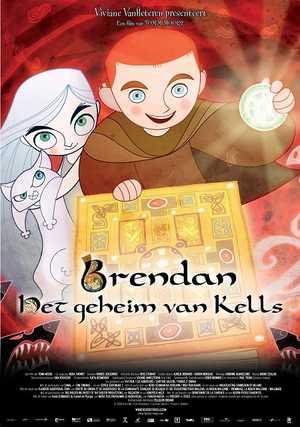 Brendan and the Secret of Kells - Animation (modern)
