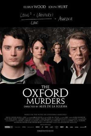 The Oxford Murders - Thriller