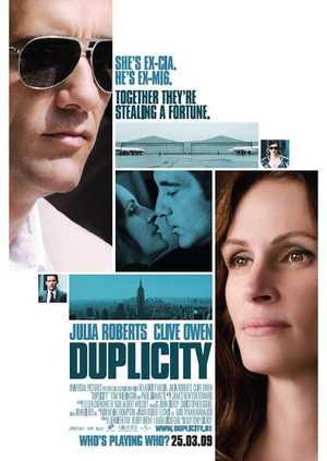 Duplicity - Thriller