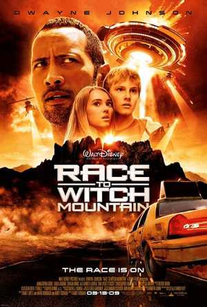 Race To Witch Mountain - Thriller, Comedy, Adventure