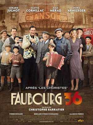 Faubourg 36 - Drama