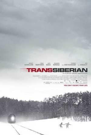 Transsiberian - Thriller, Drama