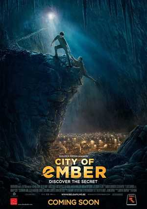 City of Ember - Family, Fantasy, Adventure