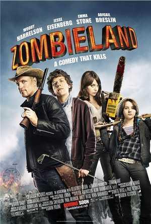 Zombieland - Horror, Comedy