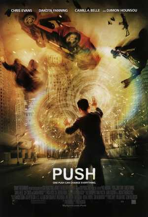 Push - Science Fiction, Thriller