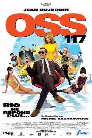 OSS 117 Rio ne répond plus - Action, Comedy