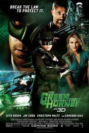 The Green Hornet - Action