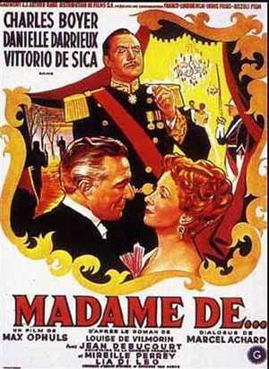 Madame de... - Drama