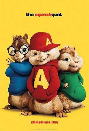 Alvin & The Chipmunks 2 - Family, Comedy, Animation (modern)