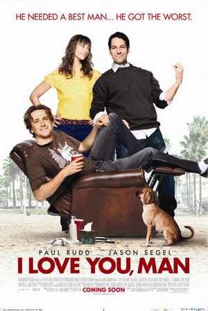 I Love You Man - Romantic comedy
