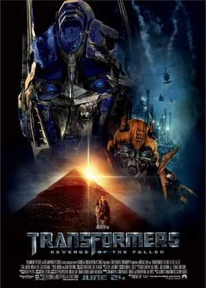 Transformers 2 : Revenge of the Fallen - Action