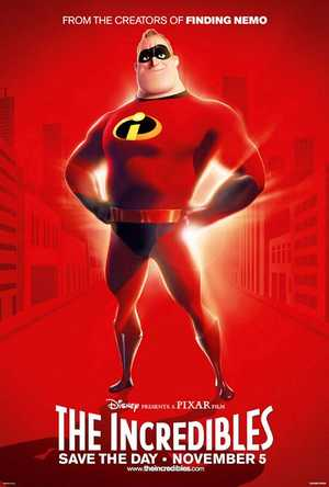 The Incredibles - Animation (modern)