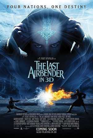 The Last Airbender - Family, Action, Fantasy, Adventure