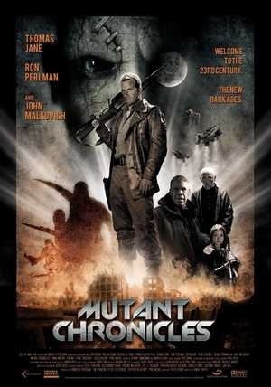 The Mutant Chronicles - Action, Romantic, Adventure