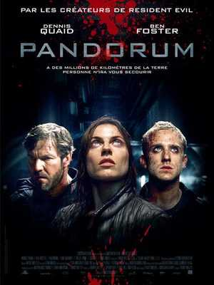 Pandorum - Horror, Science Fiction, Thriller