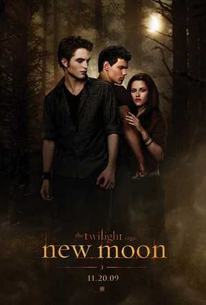 The Twilight Saga: New Moon - Fantasy, Romantic
