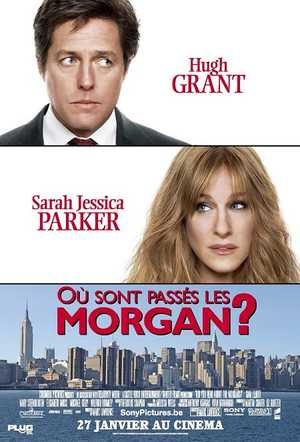 Did you Hear about the Morgans? - Romantic comedy