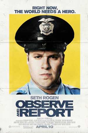 Observe and Report - Comedy