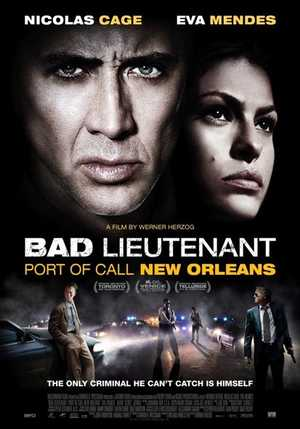 Bad Lieutenant: Port of Call New Orleans - Crime, Drama
