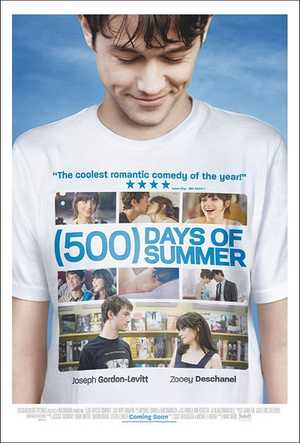 500 Days of Summer - Romantic comedy