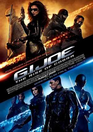 G.I. Joe: The Rise of Cobra - Action, Science Fiction, Thriller, Adventure