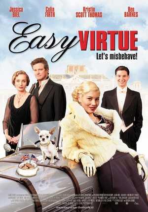 Easy Virtue - Romantic comedy