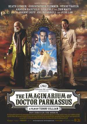 The Imaginarium of Doctor Parnassus - Fantasy