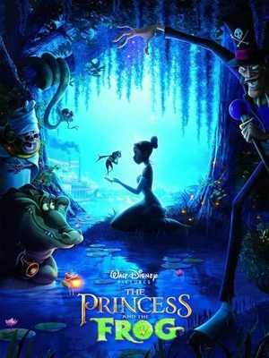 The Princess and the Frog - Animation (modern)
