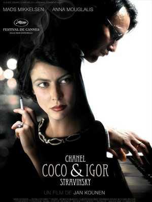 Coco Chanel & Igor Stravinsky - Drama, Romantic