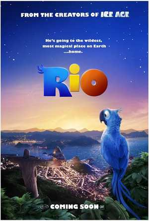 Rio - Adventure, Animation (modern)