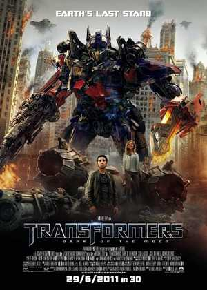 Transformers 3 : Dark of the Moon - Action, Science Fiction