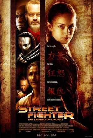 Street Fighter : Legend of Chun-Li - Action