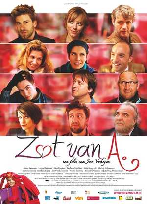 Zot van A - Romantic comedy