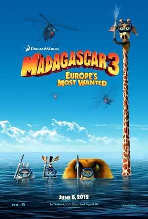 Madagascar 3 - Animation (modern)