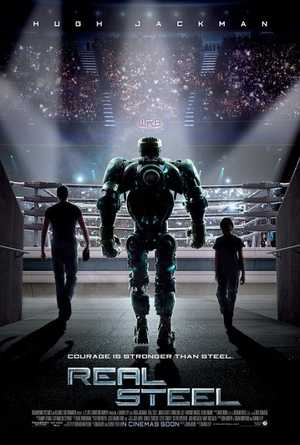 Real Steel - Action, Science Fiction