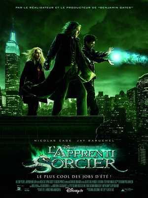 The Sorcerer's Apprentice - Action, Drama, Fantasy, Adventure