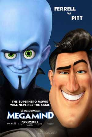 Megamind - Family, Comedy, Animation (modern)