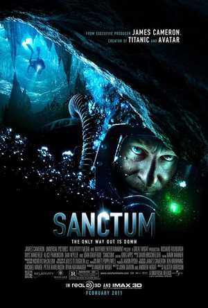 Sanctum 3D - Action, Drama, Adventure