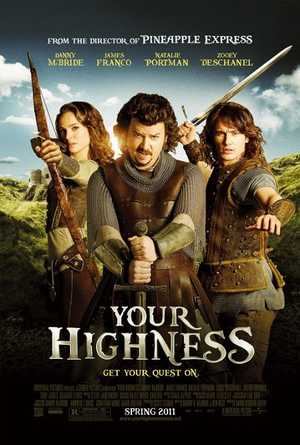 Your Highness - Comedy
