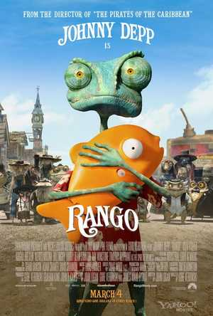Rango - Action, Adventure, Animation (modern)