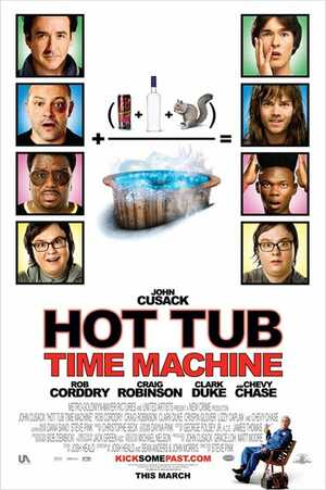 Hot Tub Time Machine - Comedy