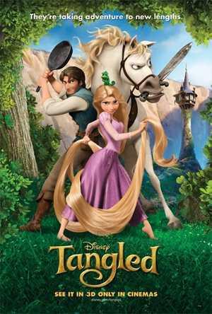 Rapunzel-Tangled - Animation (modern)