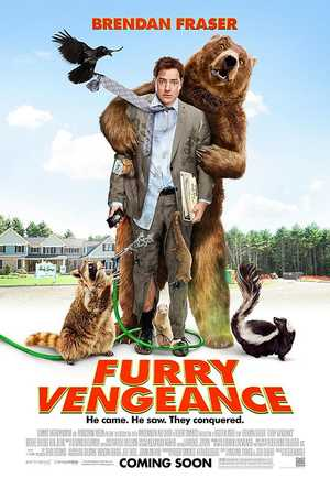 Furry Vengeance - Family, Comedy