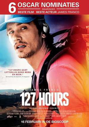 127 Hours - Biographical, Thriller, Drama, Adventure