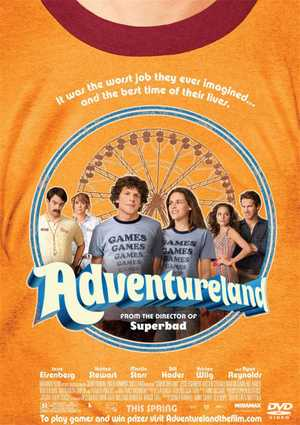 Adventureland - Drama, Comedy, Romantic