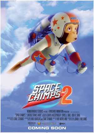 Space Chimps 2 : Zartog Strikes Back - Family, Comedy, Adventure, Animation (modern)