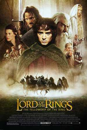 The Lord of the Rings: The fellowship of the ring - Fantasy, Adventure