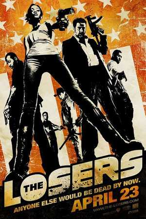 The Losers - Action, Drama